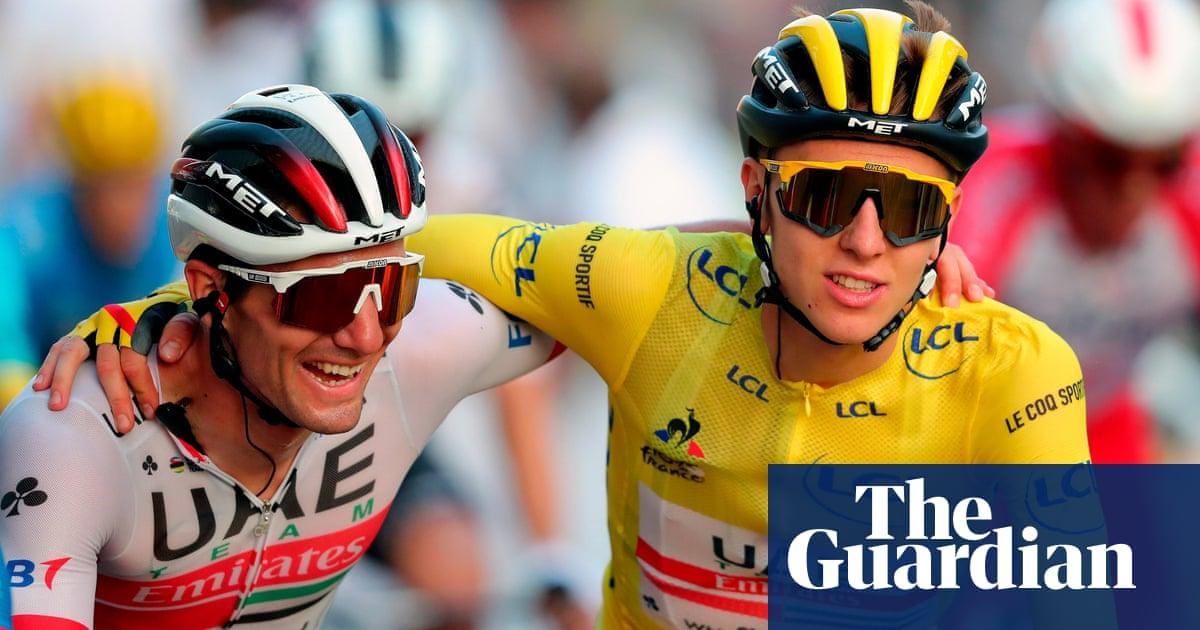 Tadej Pogacar the toast of Slovenia after bizarre Tour de France