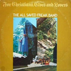 All Saved Freak Band For Christians Elves and Lovers.