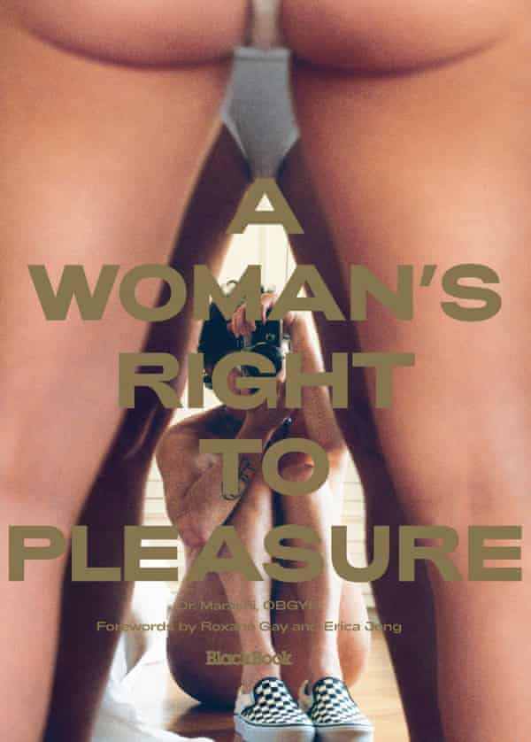 'An act of resistance' … the cover of A Woman's Right To Pleasure.