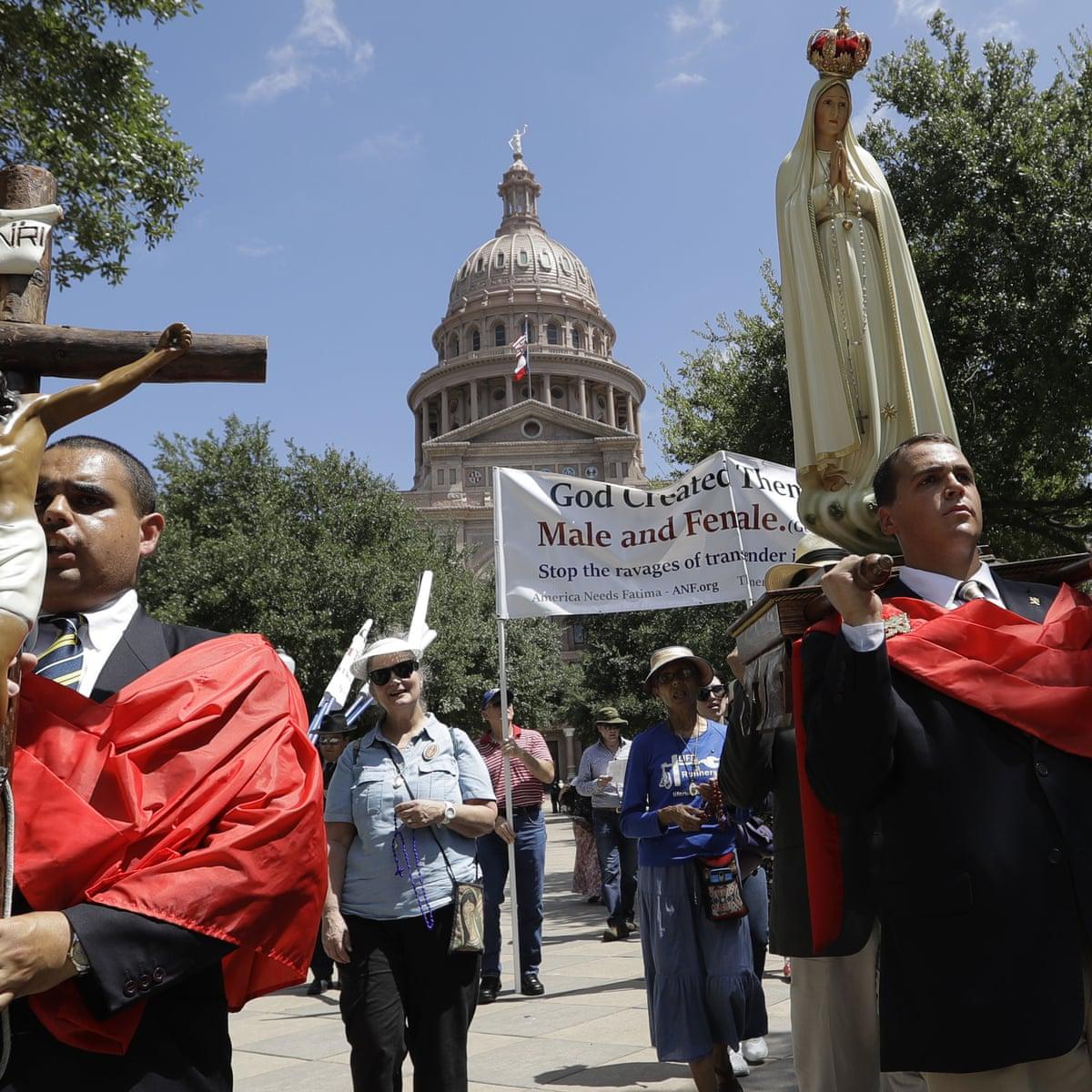 Texas Bathroom Bill Collapses Again Amid Republican Acrimony