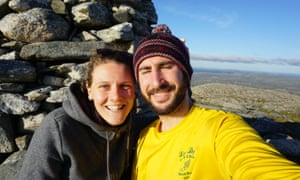Rachel and Stephen: 'We're excited about all the adventures to come.'