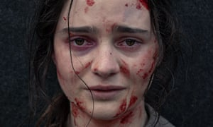 Aisling Franciosi in The Nightingale.
