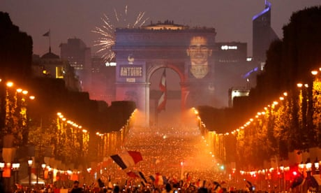 World Cup 2018: France continue celebrations as Croatia come to terms with defeat
