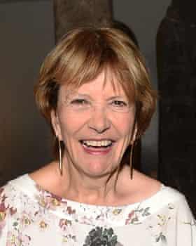 Joan Bakewell.