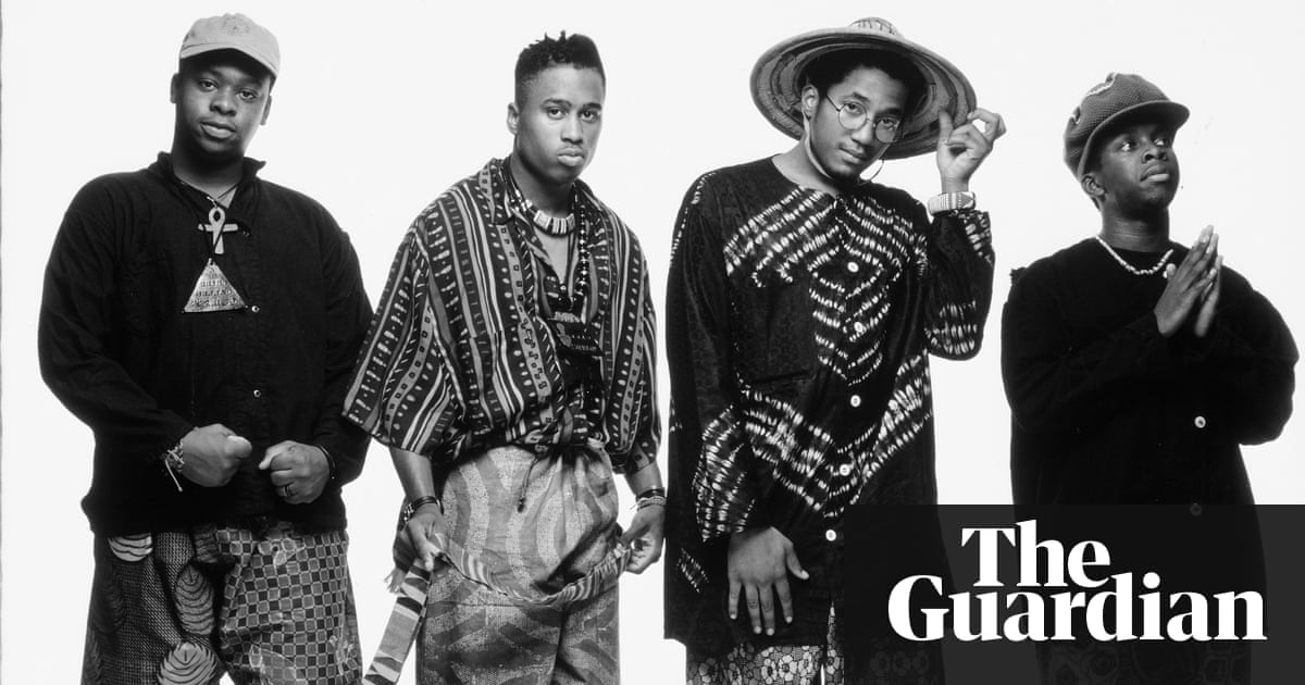 Lyric a tribe called quest can i kick it lyrics : A Tribe Called Quest: We Got it from Here… Thank You 4 Your ...