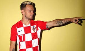 Croatia's Ivan Rakitic is the first player to score the final, decisive penalty in two shootouts at the same World Cup.