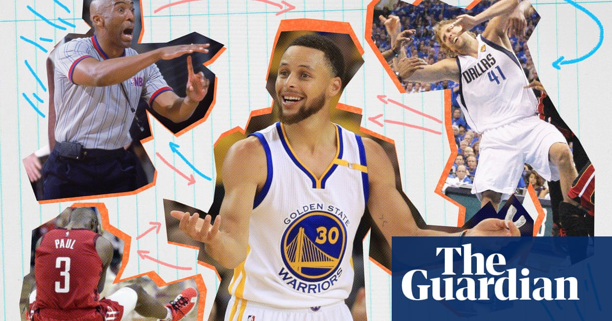 Inside the six-figure project to solve the mystery of NBA flopping