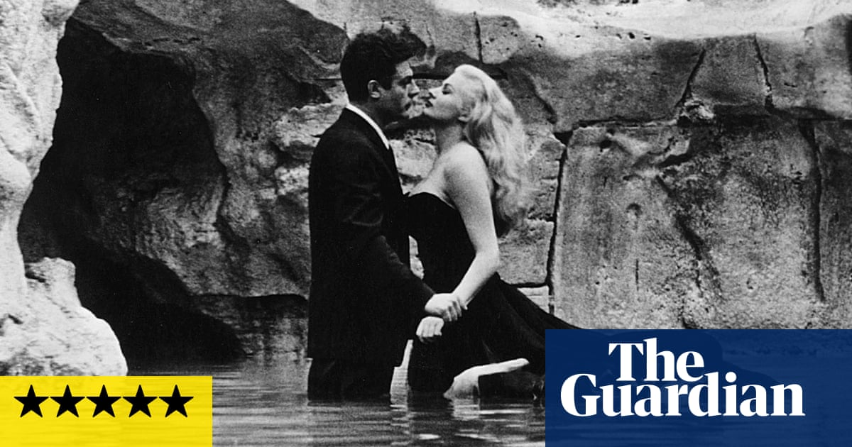 La Dolce Vita review – a sexy, surreal masterpiece of modernity