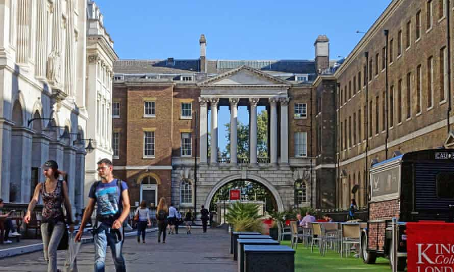 King's College London is the 26th university in the UK to divest from fossil fuels, according to campaigners.