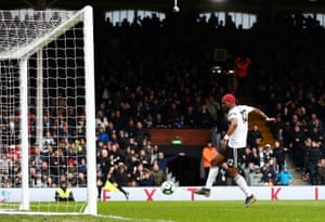 Fulham 1-2 Liverpool: Premier League – as it happened