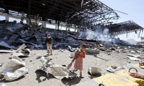 UK receives report documenting Saudi cover-up of unlawful Yemen airstrikes