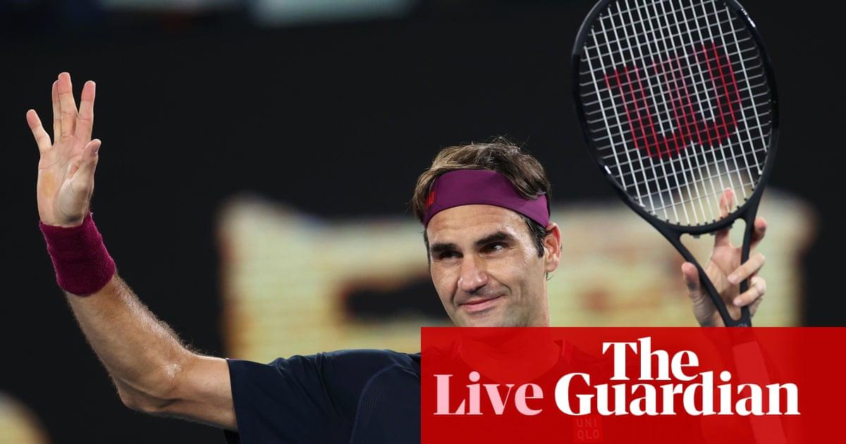 Australian Open: Federer beats Krajinovic, Serena Williams through – live!