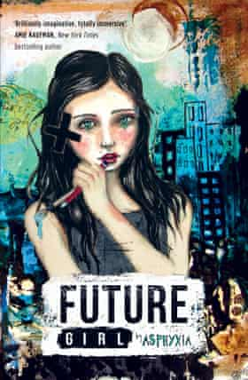 Cover image for Future Girl by Asphyxia