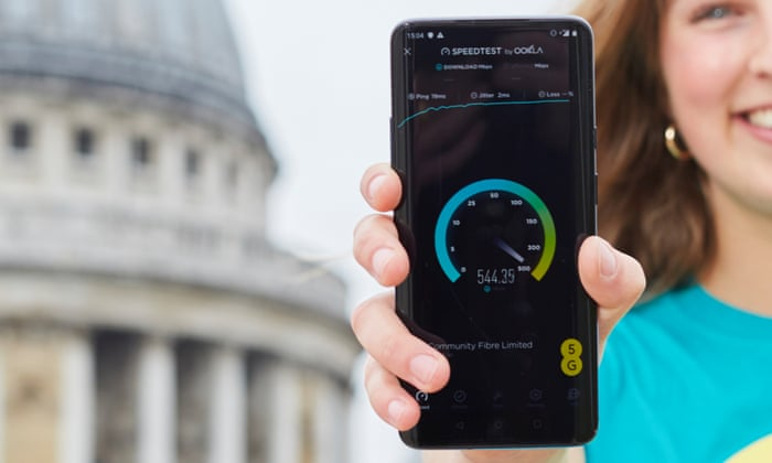 What is 5G and when can I get it in the UK? | Technology