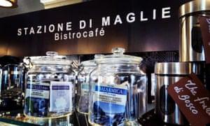 Bistrocafé Stazione di Maglie, Puglia, Italy