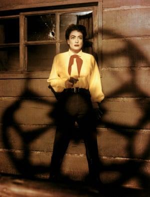 Joan Crawford in Johnny Guitar