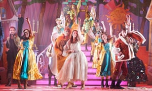 Beauty and the Beast review - a giggling, melon-racing ...