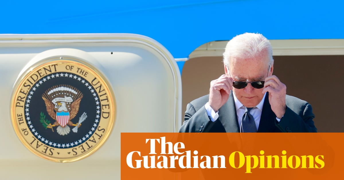 The Guardian view on Biden, China and Europe: the US is back – for now