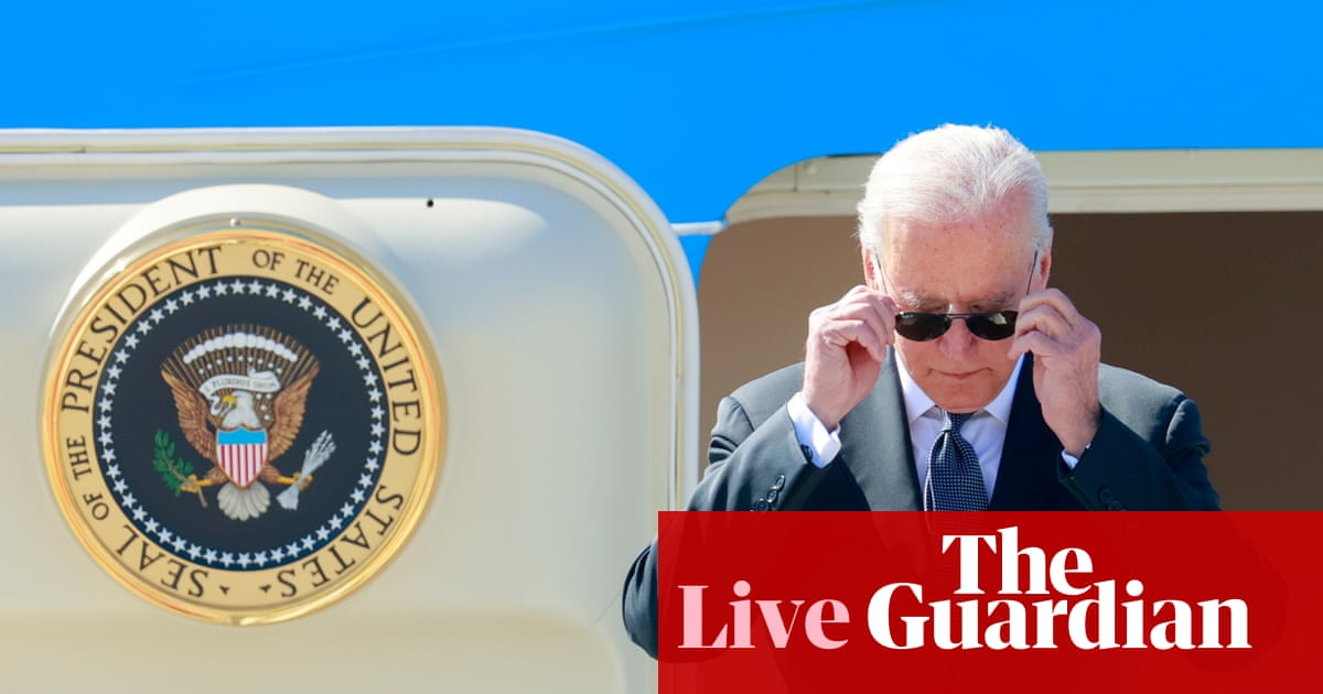 Biden-Putin summit live: leaders set to meet for first time for testing talks in Geneva
