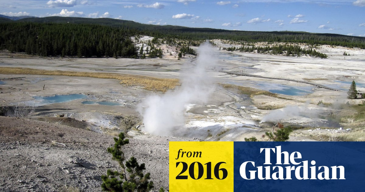 Man's body 'dissolved' by Yellowstone hot spring after