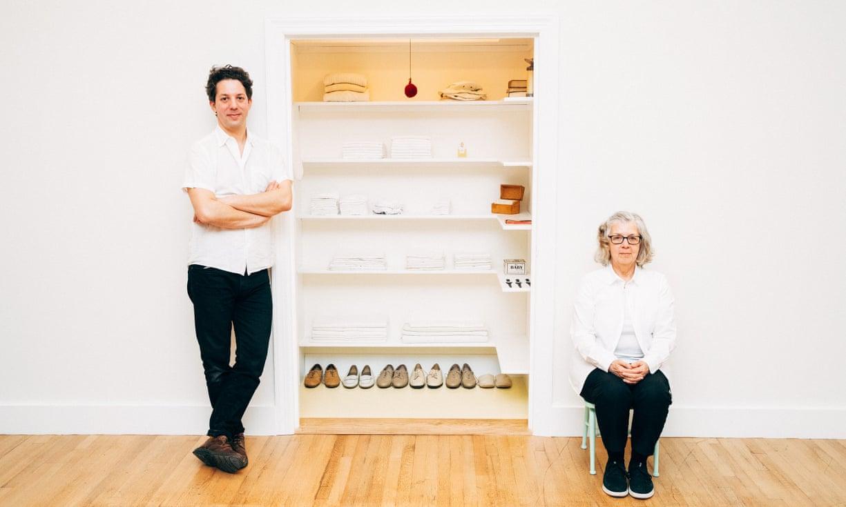 How one woman's closet became an art sensation