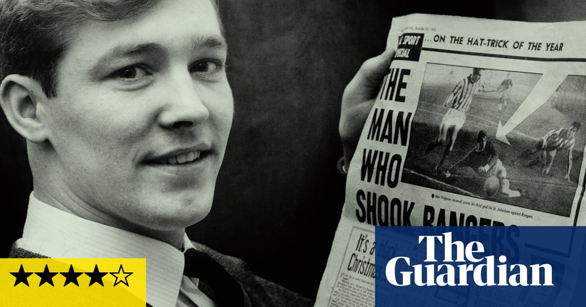 Sir Alex Ferguson: Never Give In review – less hairdryer treatment than crowning glory