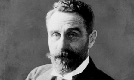 The Irish patriot Sir Roger Casement, who was hanged for high treason in 1916
