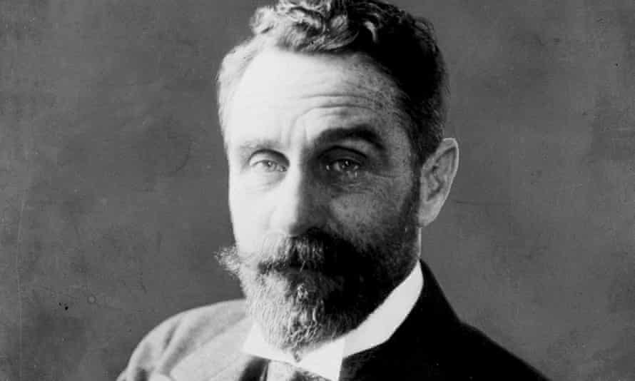 Undated library file photo of the Irish patriot Sir Roger Casement.