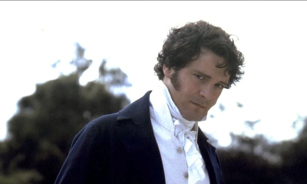 Mr Darcy or the best brooding* character ever  1146