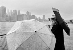Krasznahorkai views Manhattan