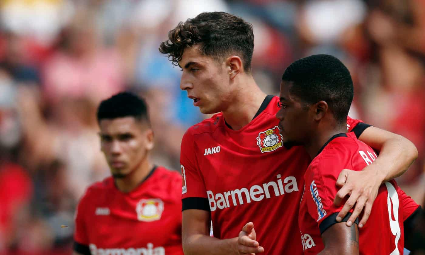 Football transfer rumours: Havertz and Sancho to Manchester United?