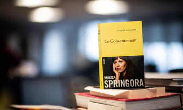 """Le Consentement (""""The Consent"""") was a bestseller in France and has been optioned for film."""
