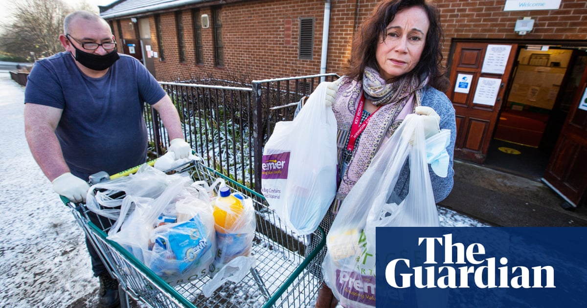 Sadly, it seems that food banks are here to stay