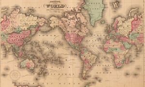 The perfect combination of art and science': mourning the ... on straits of the world map, gulfs of the world map, shadow of the world map, peninsulas of the world map, lakes of the world map, names of the world map, bays of the world map,