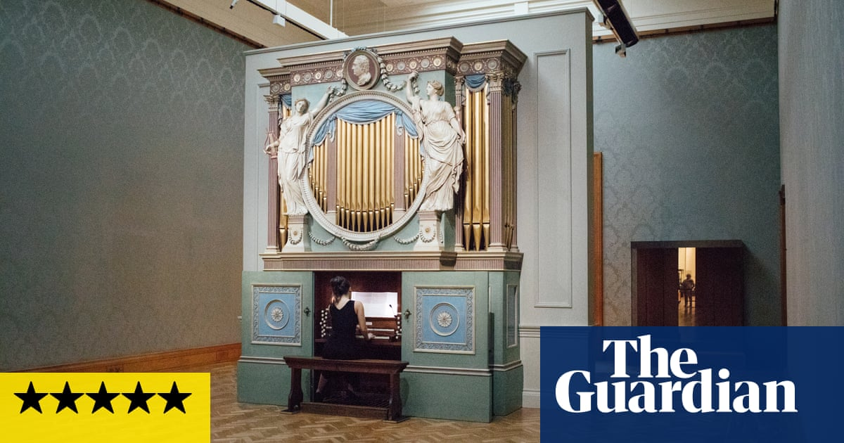 This Is One Kick Ass Rococo Organ The Sky In A Room Review Art