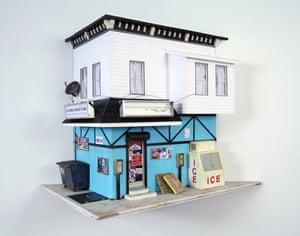 Ice Corner Market