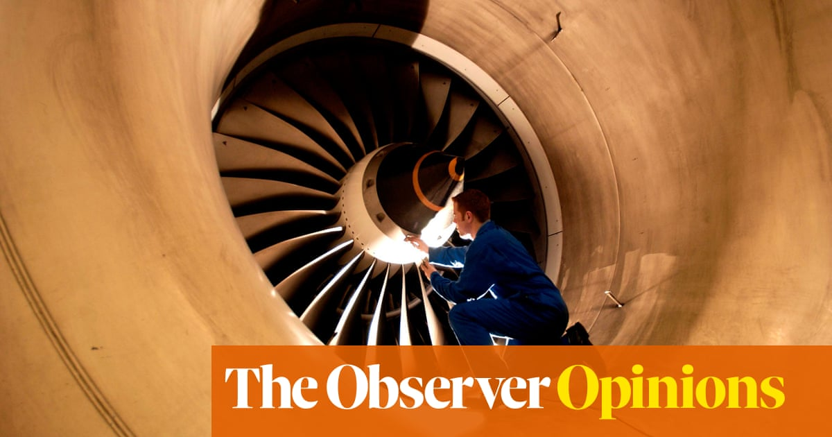 Rolls-Royce needs jets in the air – and government on its side for the long haul