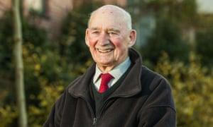 Joe Bartley, 89