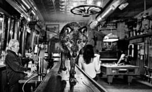 The Wolf of Main Street by David Yarrow.