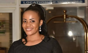 Mimi Mefo, a journalist for Deutsche Welle in Berlin, has been denied entry to Australia to attend the Integrity 20 press freedom conference in Brisbane
