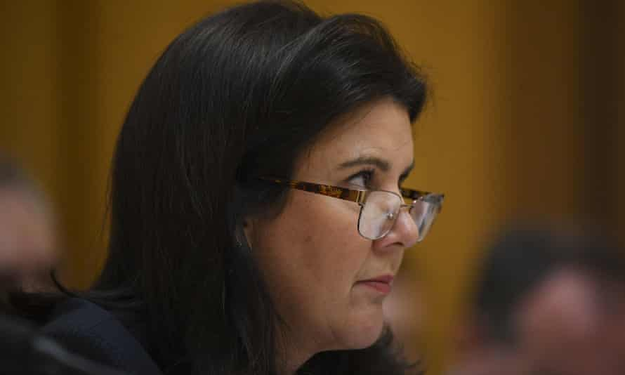 Assistant minister for superannuation Jane Hume