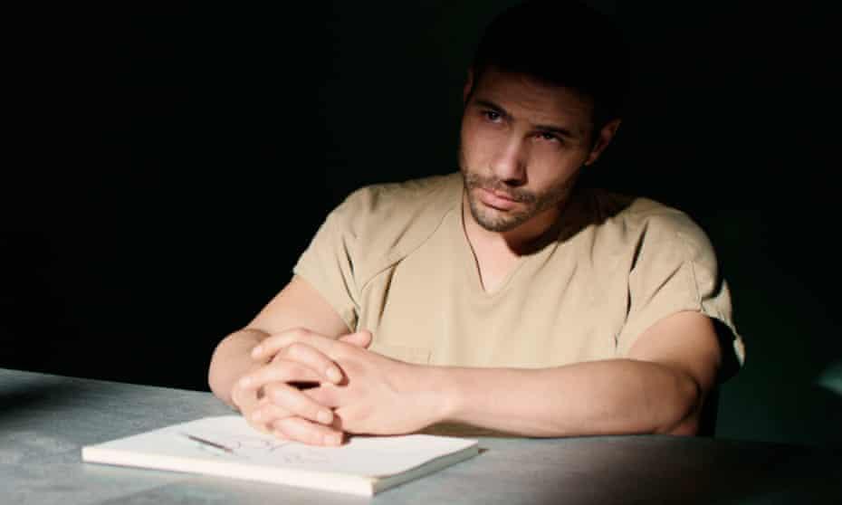 Bold choice … Rahim in forthcoming Guantánamo Bay drama The Mauritanian