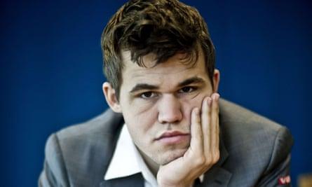 Magnus Carlsen takes on Russia's Sergey Karjakin in six months.
