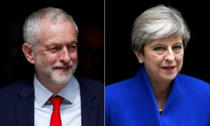 Jeremy Corbyn's perceived warmth relative to Theresa May won over swing voters.