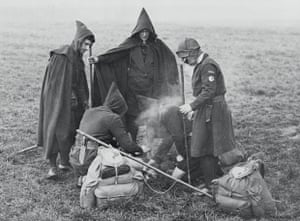 Kibbo Kift Easter Hike through the Home Counties, 1931