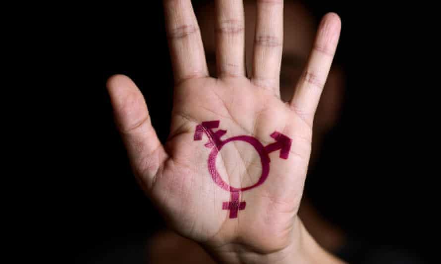 Stock image on gender identity