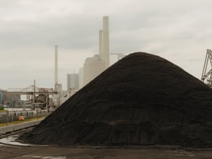 Mannheim power plant, Germany: Germany is still heavily dependent on coal for its energy production. The government has agreed to an end date for the fossil fuel but it is still 17 years away