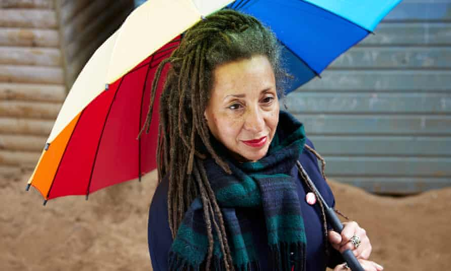 Jackie Walker: telling her side of a controversial story.