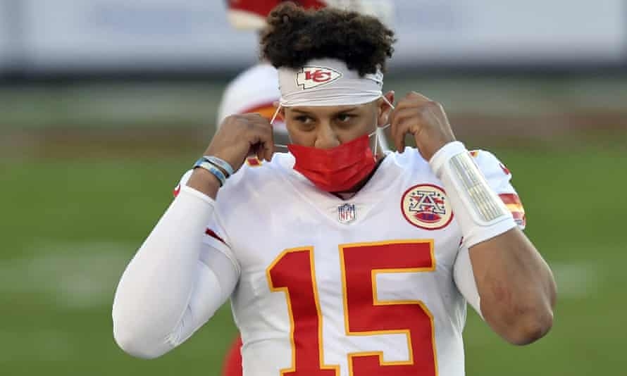 Patrick Mahomes is the reigning Super Bowl MVP