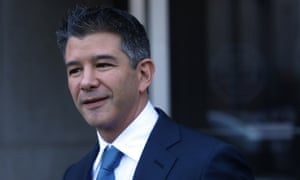Travis Kalanick, Uber's founder, could see his 8.6% stake in the company valued at close to $8bn if the company is valued at $90bn plus.